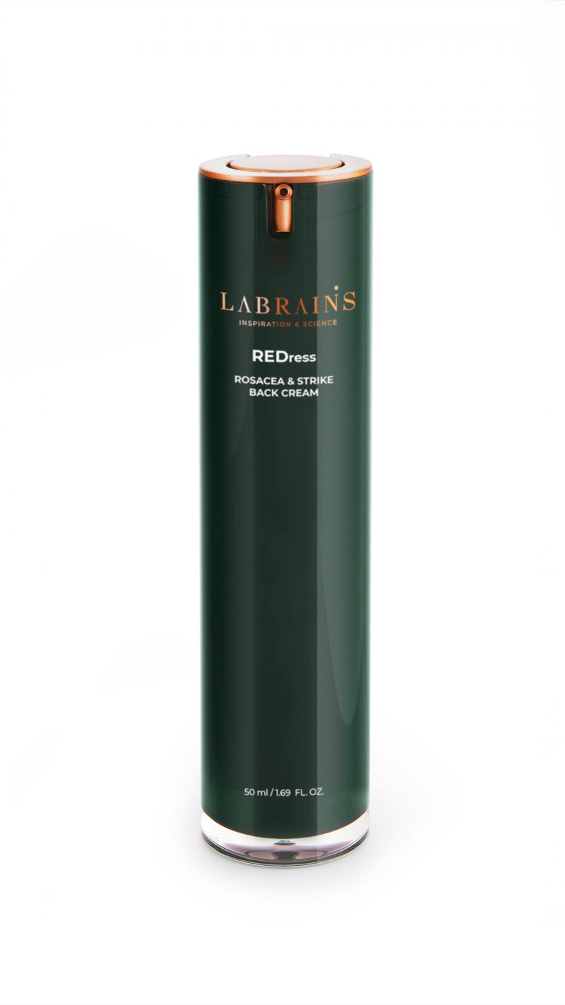 Rosacea & Strike Back крем для кожи, затронутой розацеа, с омолаживающим эффектом